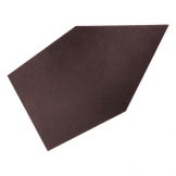 Pads Maroon EdgeFix L Pointed